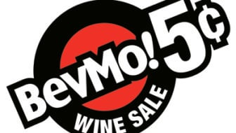 Bevmo 5 Cent Sale Wine