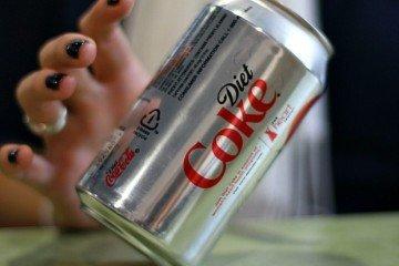 Diet Coke Soda