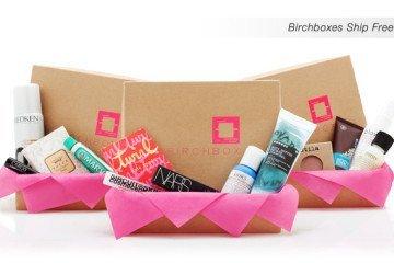 birchbox beauty products
