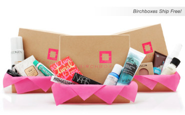 birchbox beauty products