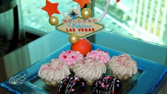 Four Seasons Hotel Las Vegas Cupcakes