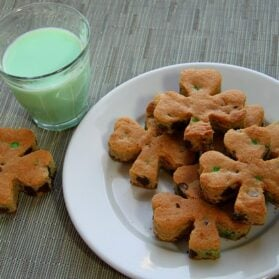 Shamrock Cookies For St. Patrick's Day – But, It Gets Better