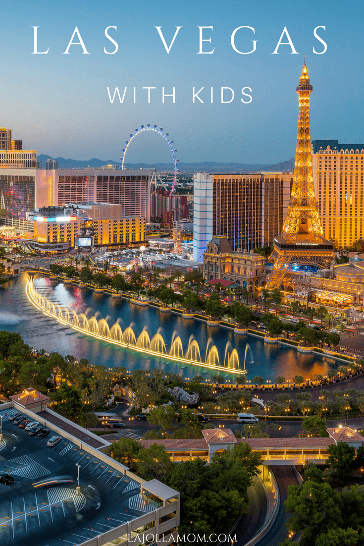 50 Things To Do In Las Vegas With Kids Kids Activities In