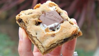 S'more Cookie Bar Recipe