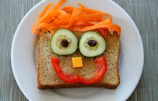 Kids Lunches: 4 Fun And Easy Sandwiches