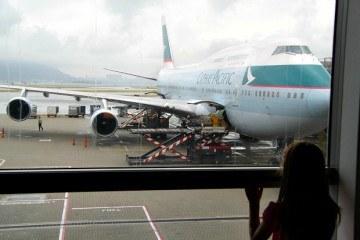 Long Haul Flights With Kids Jet Lag