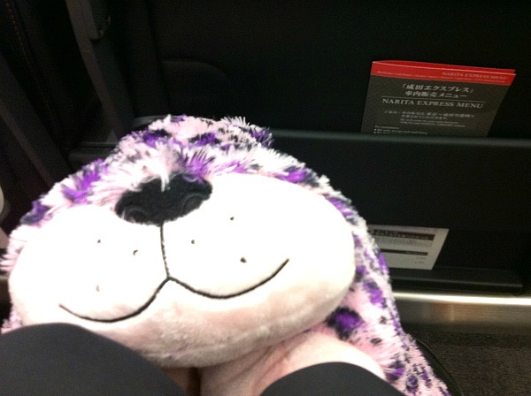 Lulu Leopard Pillow Pet