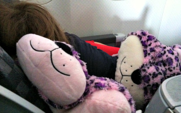 Pillow Pets Flying With Kids