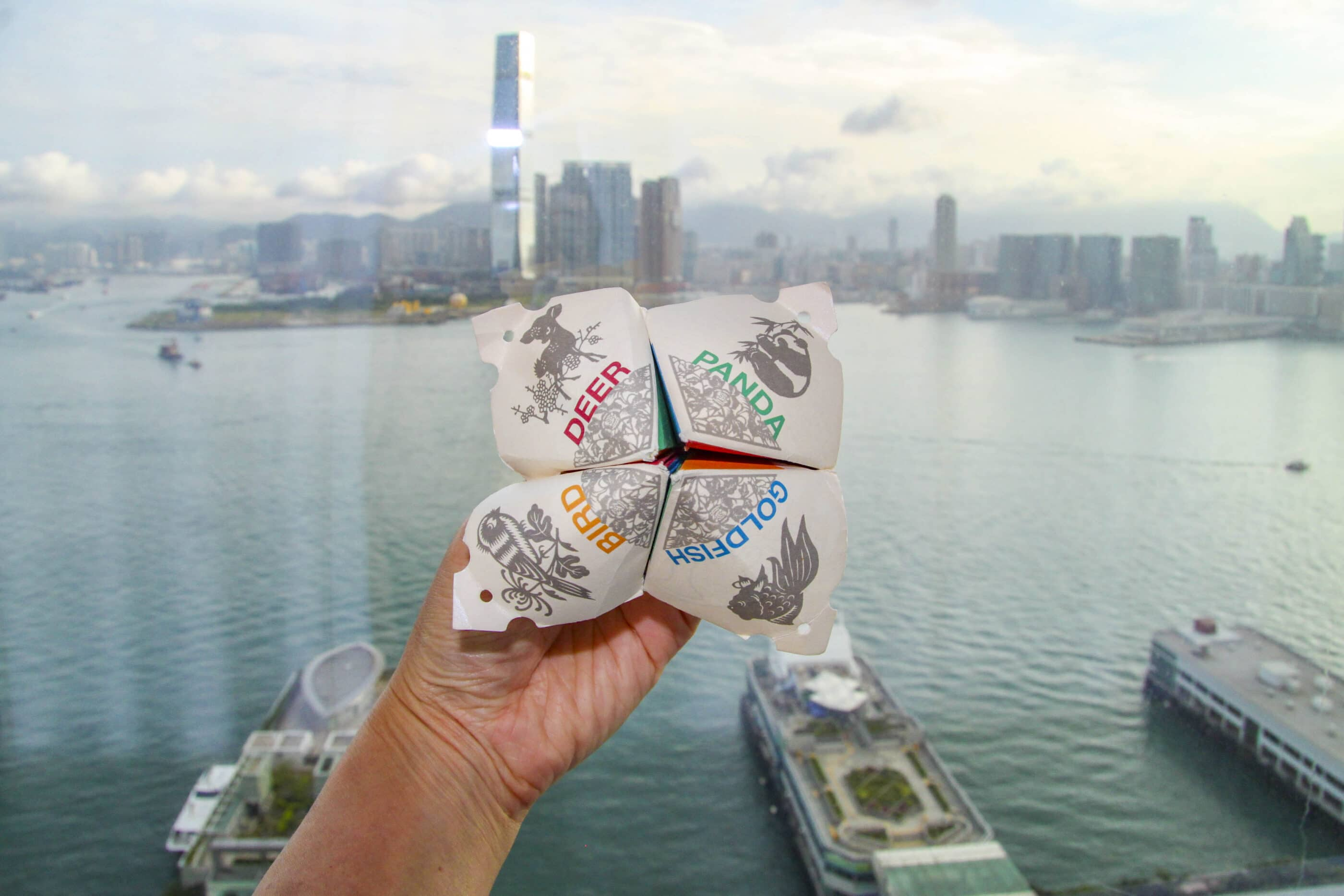 How to Make a Paper Fortune Teller for Kids