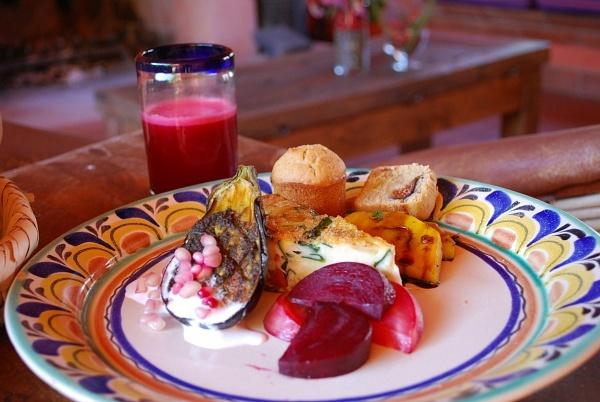 Rancho La Puerta Food