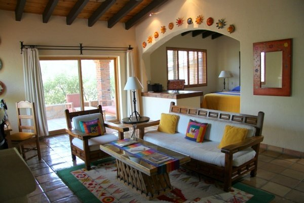 Rancho La Puerta Rooms