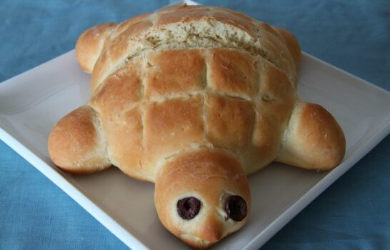 For Kids: Bread Recipe You Can Shape Into Animals (And Other Things)