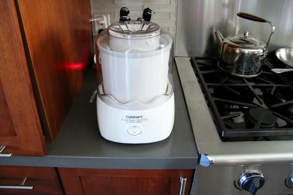 Cuisinart Ice Cream Maker Vanilla Ice Cream Recipe