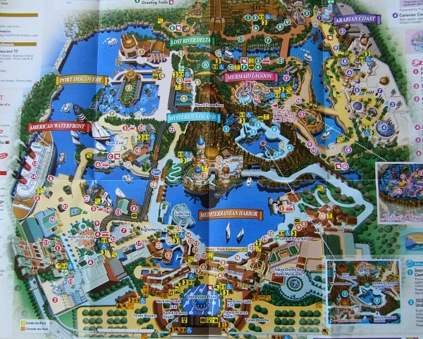 What To Expect At Tokyo Disneysea Tokyo With Kids