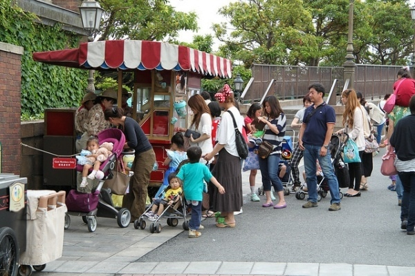 Tokyo DisneySea Popcorn