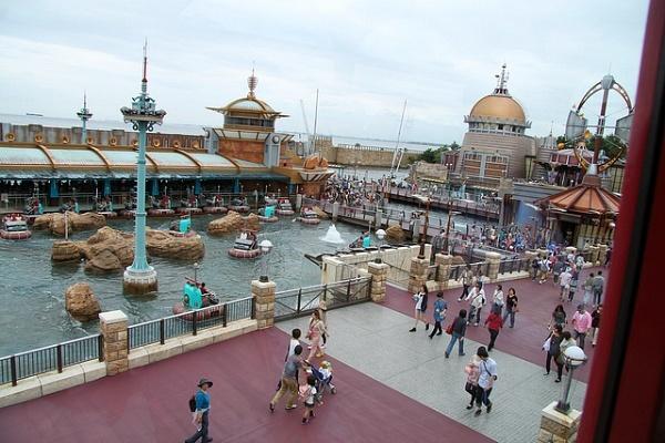 Tokyo DisneySea Rides