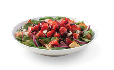 Very Berry Spinach Salad Recipe