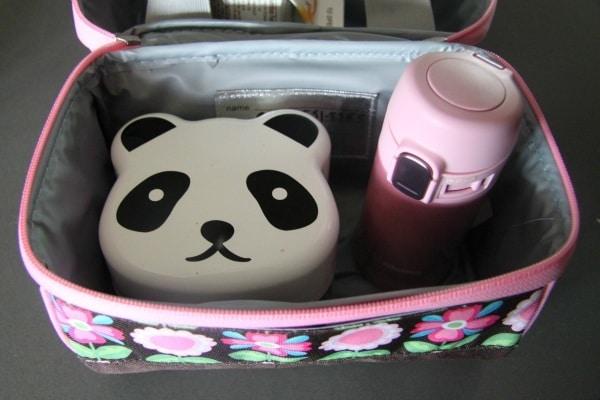 Panda Bento Kids Lunch Box