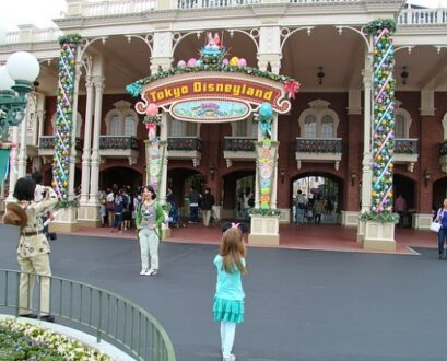 A Quick Guide To Tokyo Disneyland