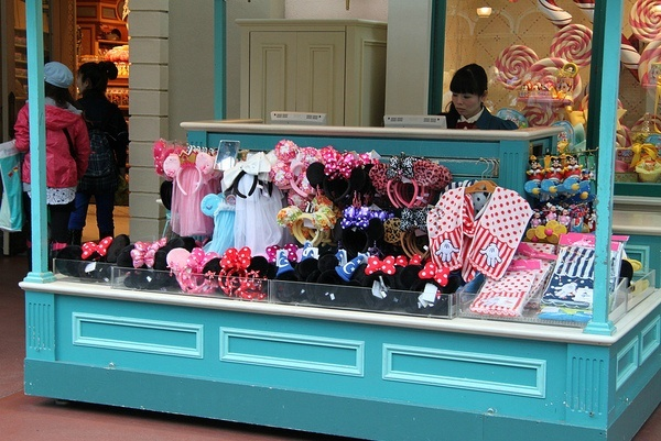 Tokyo Disneyland Mickey Ears