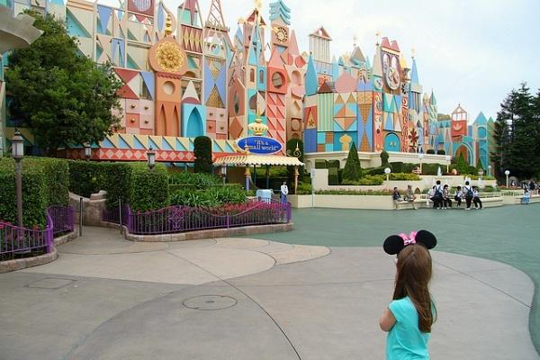 Tokyo Disneyland Small World