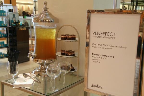 VENeffect at Neiman Marcus