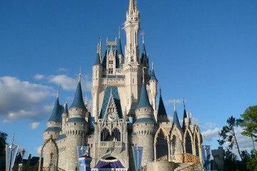 Walt Disney World With Toddler