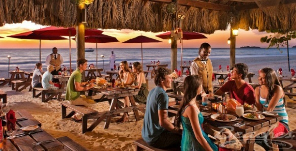 Beaches Negril Jamaica Stewfish Restaurant