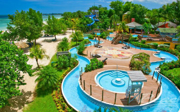 Beaches Negril Pirate Pool