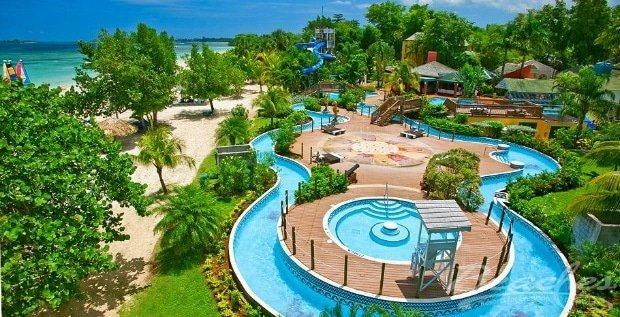 Beaches Negril Pirate Pool