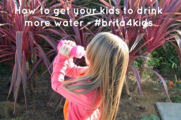 How to get your kids to drink more water without too much effort.
