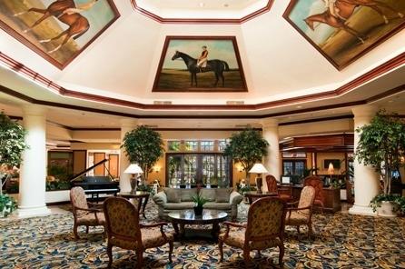 Del Mar Hilton Lobby