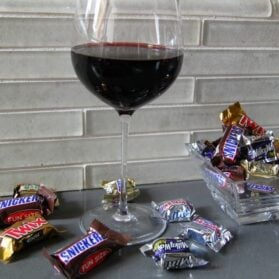 Pairing Halloween Candy With Wine, Part 3