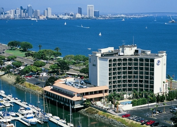 Hilton San Diego Airport Harbor Island