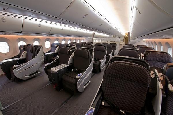 JAL 787 Executive Class