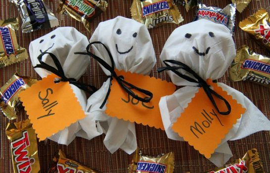 Last Minute Halloween Ideas Courtesy of Mars Candy And Safe Trick-Or-Treating Tips