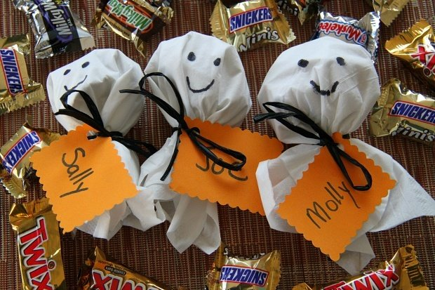 Halloween Ideas Courtesy Of Mars Candy And Safe Trick Or