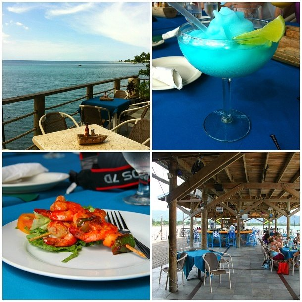 Pier One Restaurant Montego Bay Jamaica