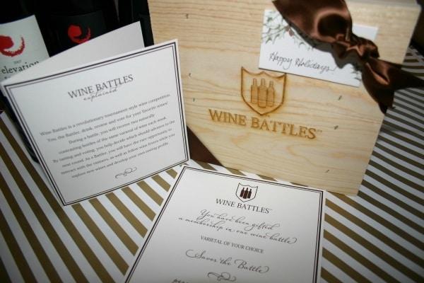 Wine Battles