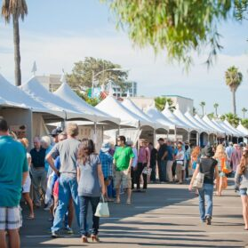 Details for the 2015 La Jolla Art and Wine Festival