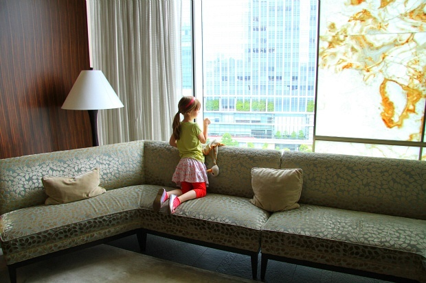 Four Seasons Hotel Tokyo at Marunouci is perfect for families. What's better than luxurious rooms, panoramic views, delicious food, fabulous service and more.