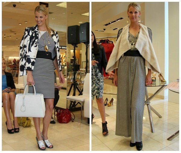 Neiman Marcus Resort Black and White