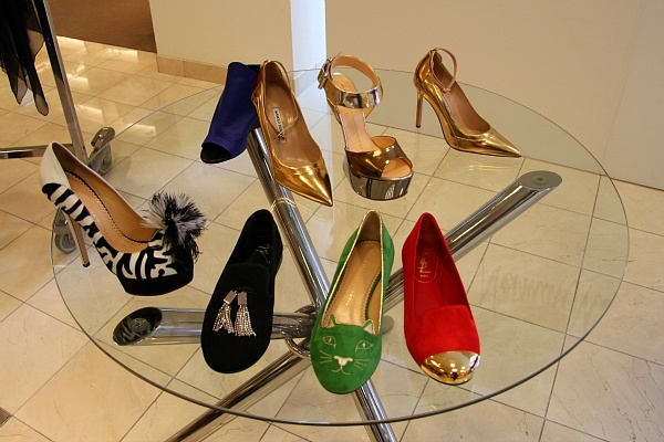 Neiman Marcus Resort Shoes 2013