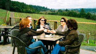 Sonoma Women at Table