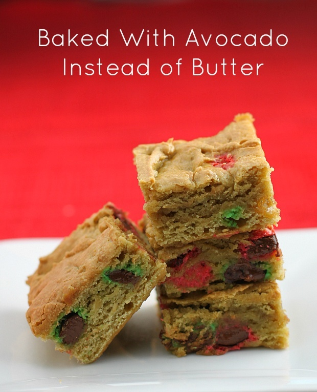 Baking with avocado instead of butter
