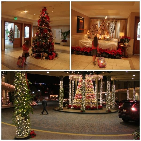 Balboa Bay Club Holiday Decor