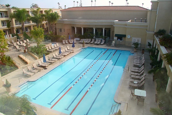 Balboa Bay Club Resort Pool