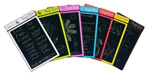 Boogie Board 8-colors LCD Writing tablet