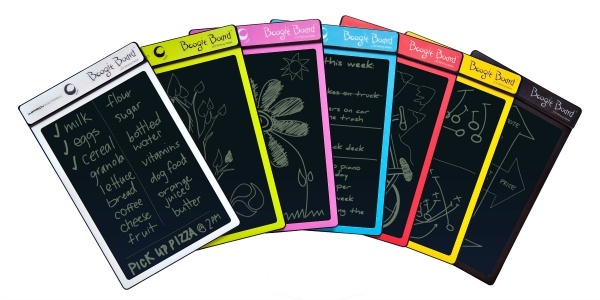 Boogie-Board-8-colors-LCD-Writing-tablet