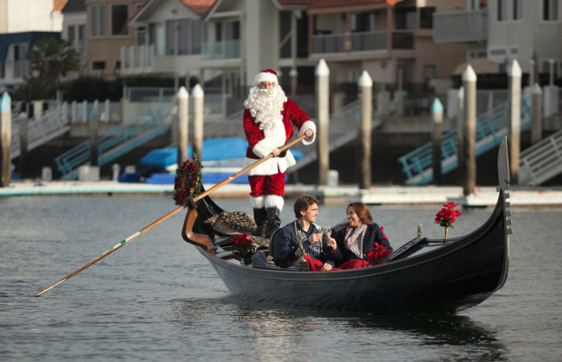 Buon Natale Gondola at Loews Coronado Bay Resort